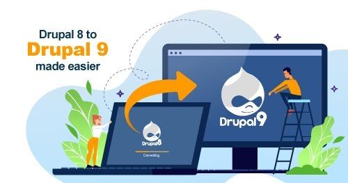 Drupal 8 to Drupal 9 made easier
